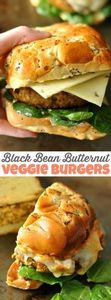 Homemade Black Bean Butternut Vegg - 300 Healthy Dinner Recipes - RecipePin.com