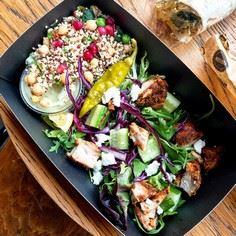 Fab London Foodie Spots! London fo - 300 Healthy Dinner Recipes - RecipePin.com