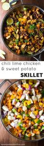 An easy and delicious one-pot dinn - 300 Healthy Dinner Recipes - RecipePin.com
