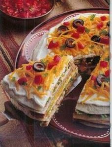 Taco Pie - 300 Healthy Dinner Recipes - RecipePin.com