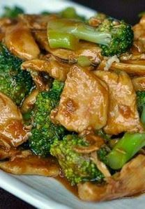 Chicken and Broccoli Stir Fry ~ qu - 300 Healthy Dinner Recipes - RecipePin.com