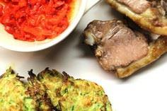 Recipe: Courgette Feta Fritters, a - 300 Healthy Dinner Recipes - RecipePin.com