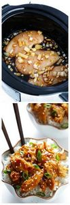 Slow Cooker Teriyaki Chicken -- ea - 300 Healthy Dinner Recipes - RecipePin.com