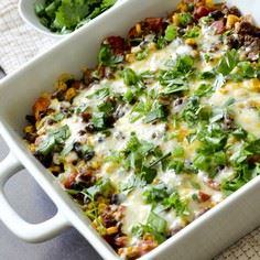 Weight Watcher's Mexican Casserole - 300 Healthy Dinner Recipes - RecipePin.com