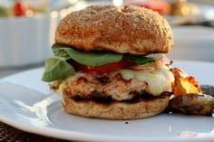 Chipotle Turkey Burger and more of - 75 Healthy Turkey Recipes - RecipePin.com