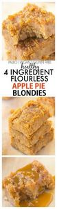 Healthy Four Ingredient Flourless  - 250 Heart Healthy Recipes - RecipePin.com