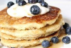 Wheat Belly Wheat-Free Pancake Rec - 250 Heart Healthy Recipes - RecipePin.com