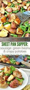 This Sheet Pan Supper is loaded wi - 250 Heart Healthy Recipes - RecipePin.com