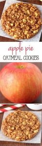 Clean-Eating Apple Pie Oatmeal Coo - 250 Heart Healthy Recipes - RecipePin.com