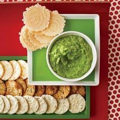 Ginger-Miso Sweet Pea Spread | As  - 235 Japanese Recipes - RecipePin.com