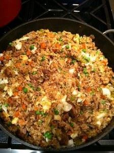 The Best Fried Rice - 235 Japanese Recipes - RecipePin.com