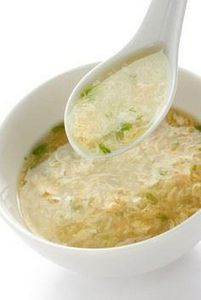 Japanese egg drop soup - what make - 235 Japanese Recipes - RecipePin.com