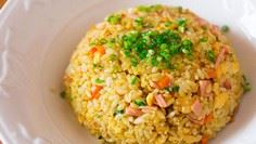 Curry Fried Rice - 235 Japanese Recipes - RecipePin.com