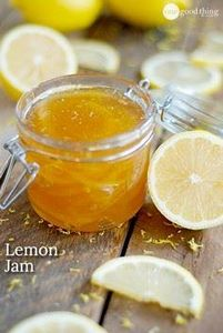 Lemon Jam - 250 Lemon Recipes - RecipePin.com