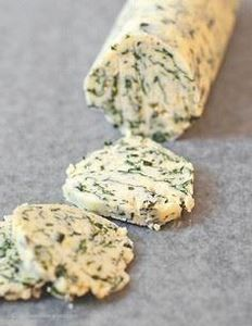 Lemon Basil Garlic Butter - 250 Lemon Recipes - RecipePin.com
