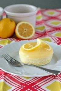 13 Sweet Lemon Treats for Your Spr - 250 Lemon Recipes - RecipePin.com