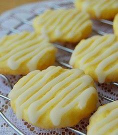 Recipe; Lemon Butter Cookies - The - 250 Lemon Recipes - RecipePin.com