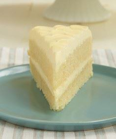 Lemon Cream Cake is an all-out lem - 250 Lemon Recipes - RecipePin.com