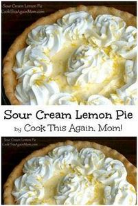 When I found this recipe for Sour  - 250 Lemon Recipes - RecipePin.com