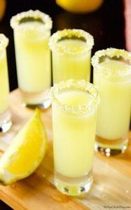 lemon-drop-shots| HollysCheatDay.c - 250 Lemon Recipes - RecipePin.com