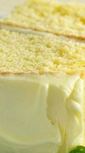 Lemon Drop Cake. - 250 Lemon Recipes - RecipePin.com