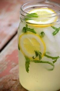 Basil Lemonade - 250 Lemon Recipes - RecipePin.com