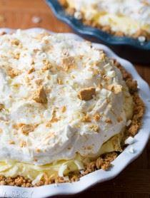 The Best Lemon Cream Pie Recipe on - 250 Lemon Recipes - RecipePin.com