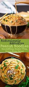 These ridiculously addictive peanu - 380 Non-Dairy Recipes - RecipePin.com