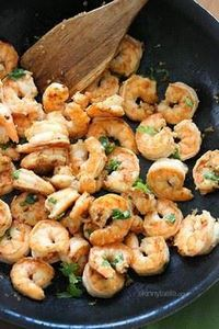 Cilantro Lime Shrimp – delicious a - 380 Non-Dairy Recipes - RecipePin.com