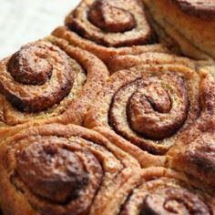 Vegan Cinnamon Rolls | Vegan Richa - 380 Non-Dairy Recipes - RecipePin.com