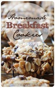Freezer-Friendly Homemade Breakfas - 380 Non-Dairy Recipes - RecipePin.com