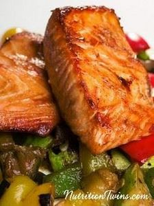 Barbecue Salmon | Only 195 Calorie - 380 Non-Dairy Recipes - RecipePin.com
