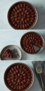 Raw, Vegan Pecan Pie - An easy, fo - 380 Non-Dairy Recipes - RecipePin.com