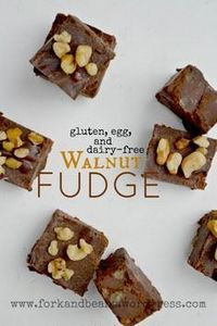 Easy Vegan Fudge - 380 Non-Dairy Recipes - RecipePin.com