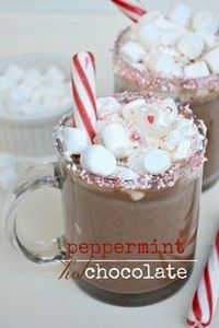 Homemade Dairy Free Hot chocolate - 380 Non-Dairy Recipes - RecipePin.com