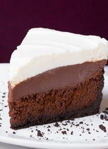 Mississippi Mud Pie by @Jaclyn {Co - 250 Pie Recipes + Tart Recipes - RecipePin.com