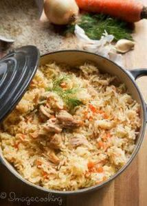 Chicken With Rice - chicken - extr - 275 Rice Recipes - RecipePin.com