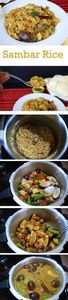 Sambar Rice is a quick n easy, one - 275 Rice Recipes - RecipePin.com