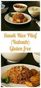 This Saudi spice pilaf is aromatic - 275 Rice Recipes - RecipePin.com
