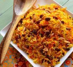 Middle Eastern Sweet Basmati Rice  - 275 Rice Recipes - RecipePin.com