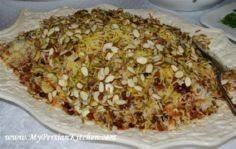 Reshteh Polow: Persian rice with d - 275 Rice Recipes - RecipePin.com