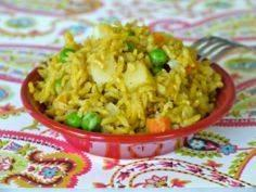 Indian Vegetable Rice - 275 Rice Recipes - RecipePin.com