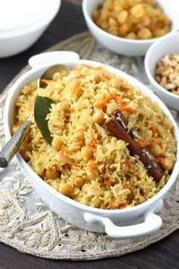 Bukhari Rice is an aromatic and fl - 275 Rice Recipes - RecipePin.com