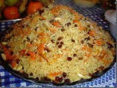 Afghani Rice is my favourite meal  - 275 Rice Recipes - RecipePin.com