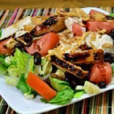 Amy's Barbecue Chicken Salad - All - 210 Salad Dressing Recipes - RecipePin.com