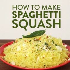 Never worked with spaghetti squash