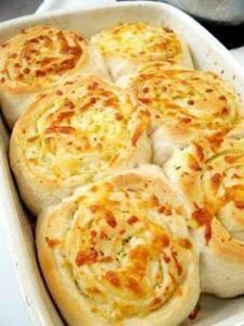 Garlic Cheese Rolls(made with pizz - 300 Tailgating Recipes - RecipePin.com