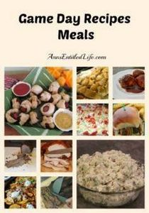 Game Day Recipes – Meals - here ar - 300 Tailgating Recipes - RecipePin.com
