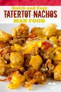 Super-easy MAN FOOD that will keep - 300 Tailgating Recipes - RecipePin.com