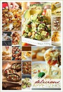 25 Mouth Watering Appetizer Recipe - 300 Tailgating Recipes - RecipePin.com